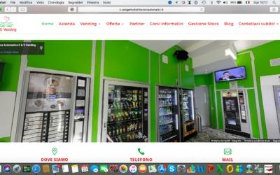 Nuova funzione virtual tour sito E&S