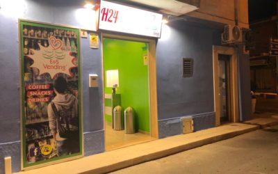 Nuova apertura H24 E&S Vending Santa Croce Camerina (RG)